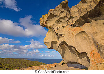 Remarkable Rocks, natural rock formation