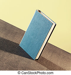 Book on the table