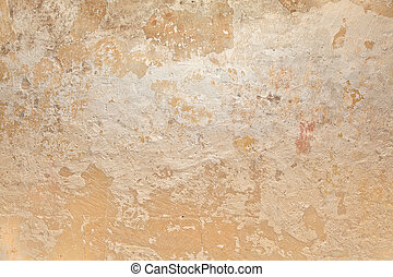 Old wall - Grunge background texture of a 15th century...