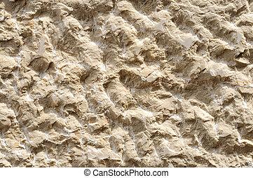 Hard rock texture - Close up of rock texture