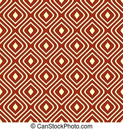 seamless ornamental pattern - vector seamless ornamental...