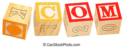 Alphabet Blocks .COM
