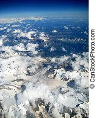 Glacier Aletschgletscher - Bettmeralp - Glacier Grosser...