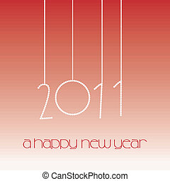2011 A happy New Year
