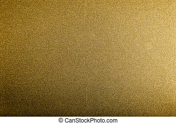 gold fabric texture as background closeup