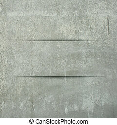 Cement wall texture with frame for background