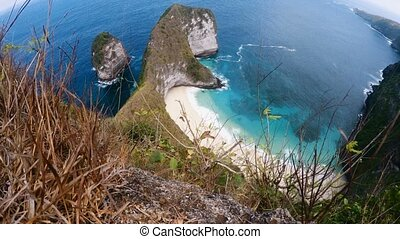 dream Bali Manta Point Diving place - dream beach on...