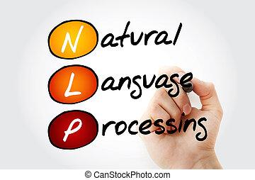 NLP Natural Language Processing - Hand writing NLP Natural...