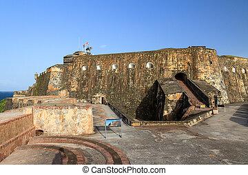Felipe Del Morro San Juan - Beautiful view of fort San...