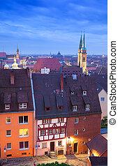 Nuremberg (N?rnberg), Germany.