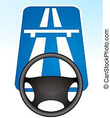 autobahn, express highway