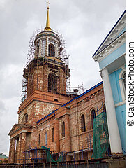 Church of the Assumption. Yelets city. - Church of the...