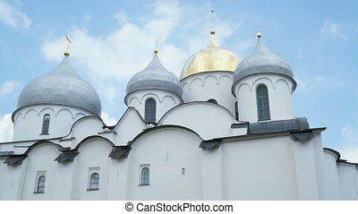Cathedral of St. Sophia in Veliky Novgorod - Cathedral of...