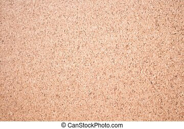 Wooden texture - Cork board used for background