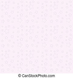 Stars seamless pattern background