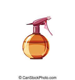 Spray icon, cartoon style - Spray icon in cartoon style...