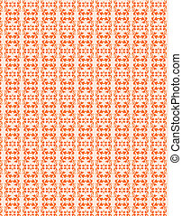 Seamless wallpaper pattern of antique elements-1