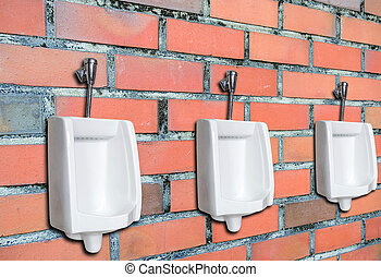 Urinal or chamber pot for men - Urinal or chamber pot for...
