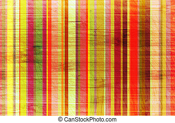 Abstract background with colour strips