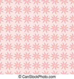 red flowers seamless background - Creative design of red...