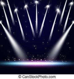 Music Concert Lights