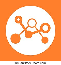 tech icon - Creative design of tech icon
