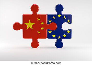 Symbol of good relations between China and the EU