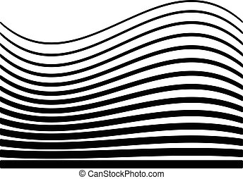 Set of lines with different level of deformation Abstract...