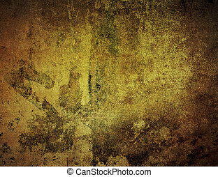 Brown grungy wall - grungy wall - Sandstone surface...