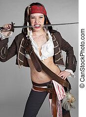 sexy, pirate