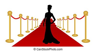 Stage actress Illustrations and Clipart. 274 Stage actress ...