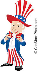 Uncle Sam United States of America.
