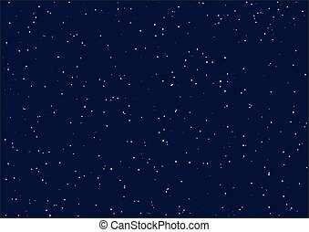 Night starry sky Seamless background Illustration in vector...