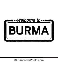 Welcome to BURMA illustration design