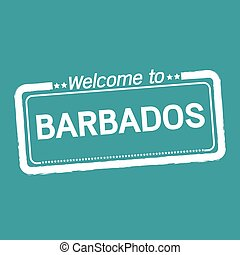 Welcome to BARBADOS illustration design