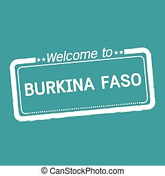 Welcome to BURKINA FASO illustration design