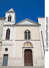 SS Annunziata Church Altamura Apulia