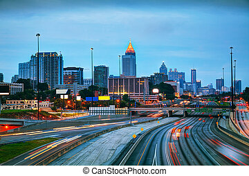 Downtown Atlanta, Georgia