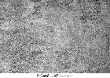 Grey concrete plaster wall background