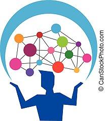 Human Complex - Vector Design of Human Complex