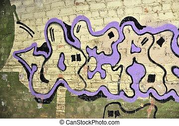 Graffiti grunge 2