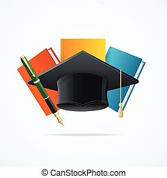 Education Concept. Vector