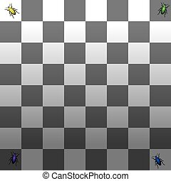 Optical Illusion Shadow Gray Scale - Optical illusion - the...