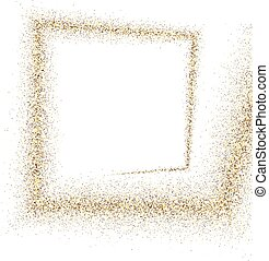 Absrtact background with sand. - White absrtact background...