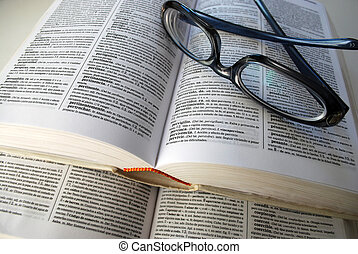 Dictionary - This is a spanish dictionary, the dictionary of...