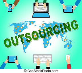 Outsourcing Online Outsourced Websi