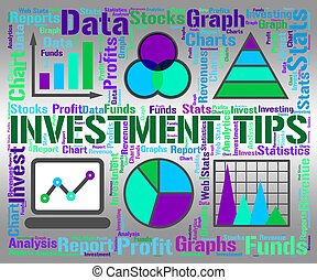 Investment Tips Investing Hint - Investment Tips Showing...