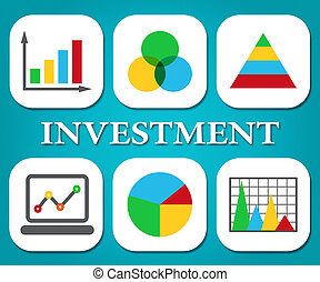 Investment Charts Graph