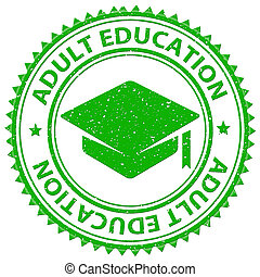 Adult Education Tutoring