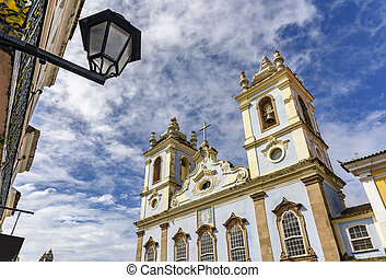Church of Our Lady of the Rosary of the Blacks Liners. - Top...